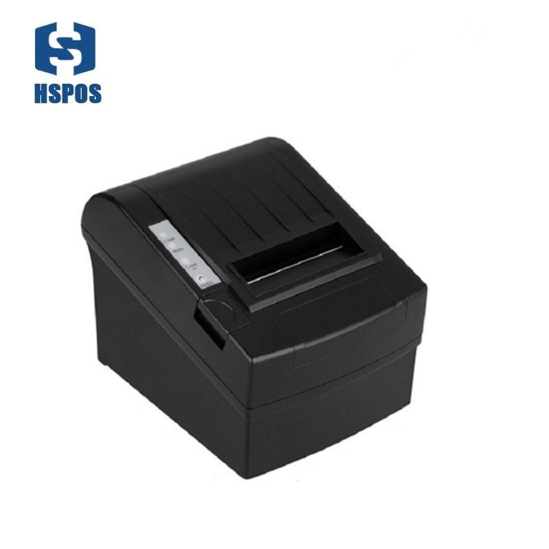 Qualité supérieure pos 80 pilote d'imprimante thermique zj-8220 interface usb soutien tiroir-caisse lecteur l'impression HS-802U