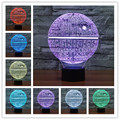 Shark led Table lamp 3D Touch Control Night 7 Colors Change USB LED Desk Table Light Lamp Power Bank Abajur Night Light