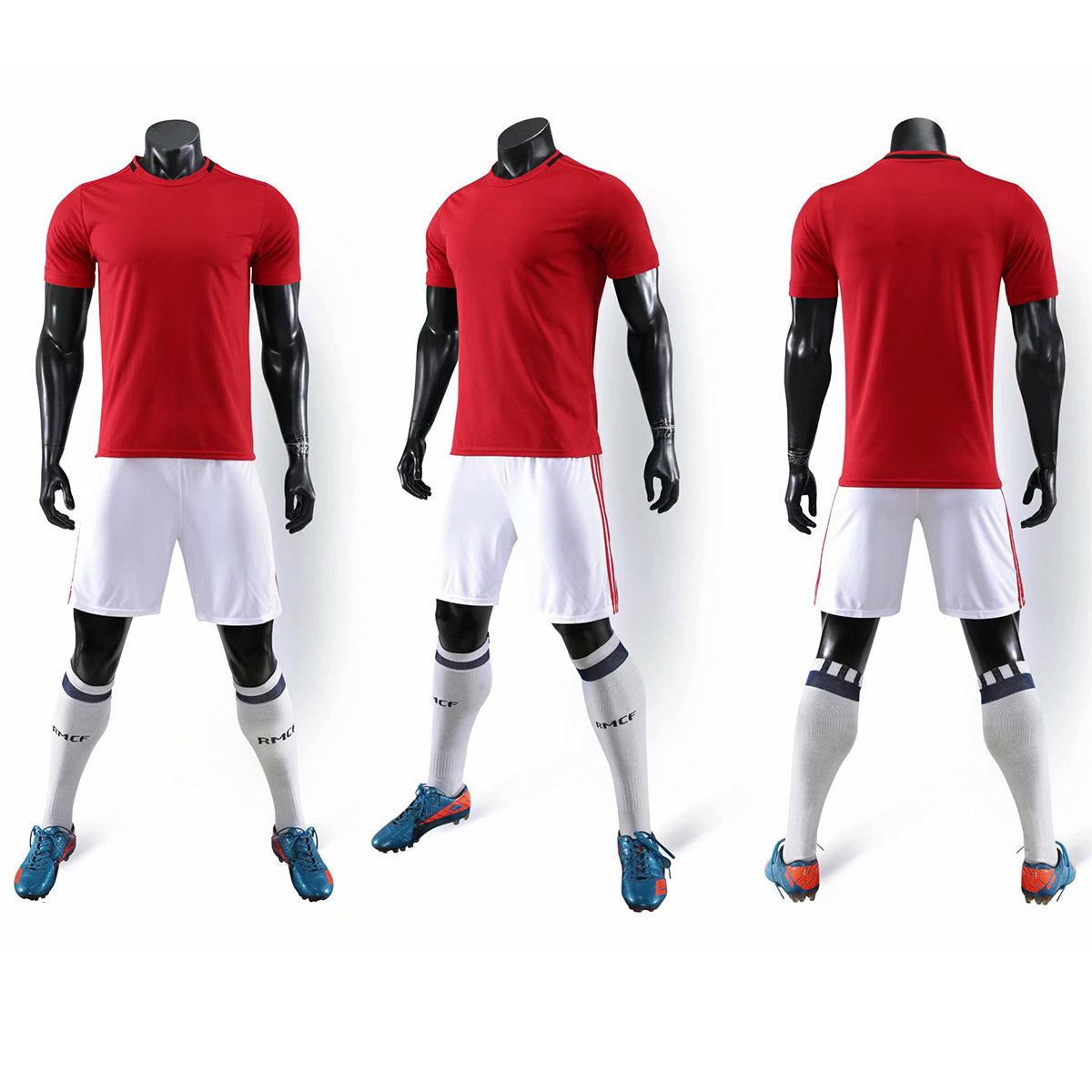 19 20 new national team football jersey logo custom football jersey uniform suit men 39 s soccer set custom name number in Soccer Sets from Sports amp Entertainment