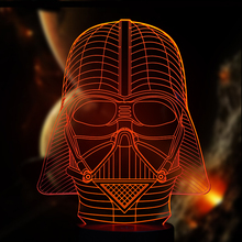 Darth Vader Night Light