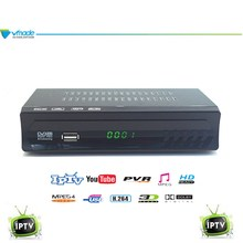 Vmade DVB-S2 Satellite Receiver Standard Set top box Support Xtream IPTV Youtube Biss Key Cccamd Newcamd HD Receptor цены