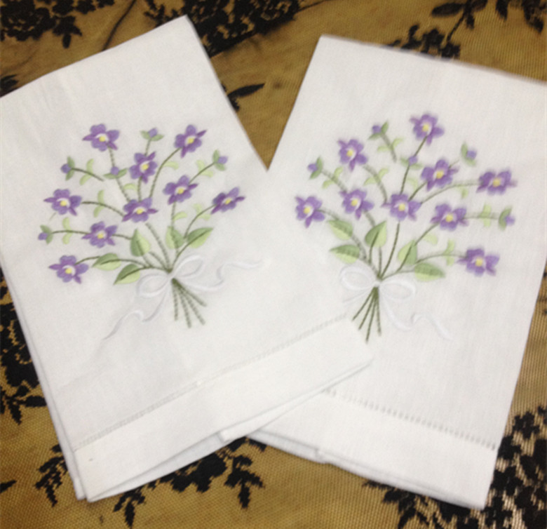 Fashion Unisex Handkerchiefs 12PCS/Lot 14x21