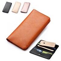 Microfiber Leather Sleeve Pouch Bag Phone Case Cover Wallet Flip For Xiaomi Mi A1 MiA1 Mi