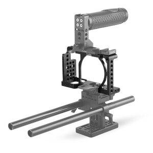 Image 5 - SmallRig מצלמה כלוב עבור Sony A6000 / A6300 / A6500 ILCE 6000/ILCE 6300/ILCE A6500/Nex 7 תא 1661