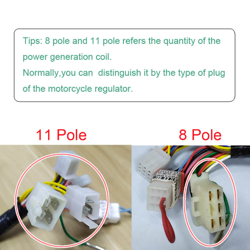 Chinese Gy6 150cc Wire Harness Wiring Assembly Scooter Moped For 11 Pole 8 Pole Magneto Gy6 150cc 150cc Gy6150cc Scooter Aliexpress