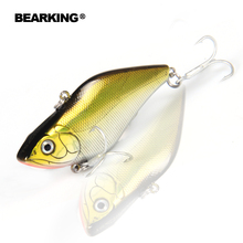 Professional fishing tackle Hot Model  A+ fishing lures, Bearking assorted colors, VIB 70mm 14g, hard baits sinking