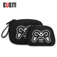 BUBM bag for gamepads bag for WIUU XBOX SWITCH PS4's gamepads black handbag for gamepads