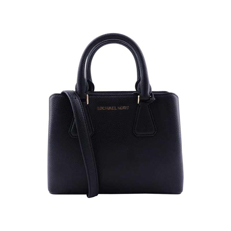 Michael Kors Camille SM Satchel Leather Luggage 35S8GCAS1L