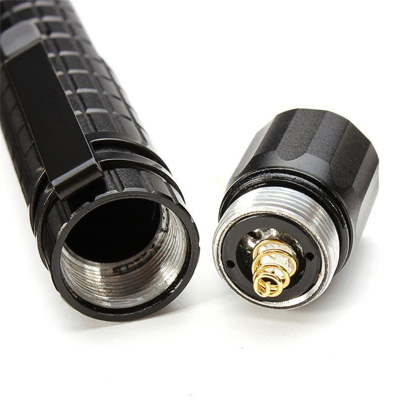2018 taktische Mini Stift Tasche CREE XP-E R2 LED Taschenlampe 1000LM Feine Sicherheit & Überleben Z1011