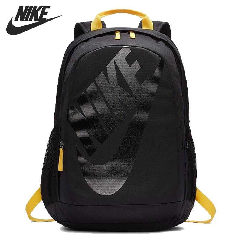 Original New Arrival NIKE NK HAYWARD FUTURA BKPK SOLID Unisex Backpacks Sports Bags