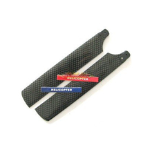 142mm 141mm Simulating Carbon Fiber Blade For Walkera 4G3 helicopter