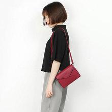 Chic Korean-Style Mini Bag Fashion Shoulder Envelope Large Capacity Crossbody Multi-Function Bags