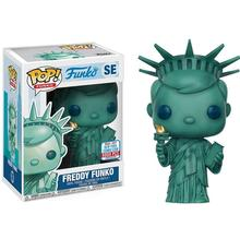 Funko Pop Anime Statue of Liberty Collectible Model Toys New York City Vinyl Movie Action Figure Kids Toy недорого