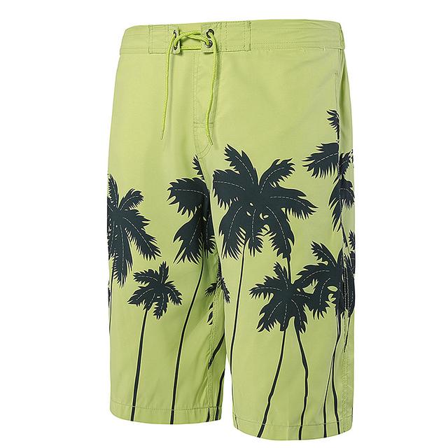 Bumpybeast New summer mens beach shorts thin quick drying men board shorts summer bermuda masculina men swimwear trunks size xxl