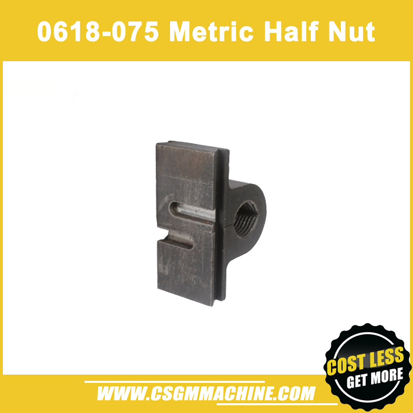 Free Shipping!/0618-75 Metal Half Nuts/ Original lathe clasp nuts Free Shipping!/0618-75 Metal Half Nuts/ Original lathe clasp nuts