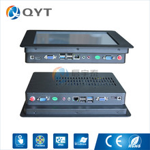 10.4″Panel PC intel C1037U 1.8GHz Resistive touch screen Resolution800x600 industrial all in one pc with 2GB RAM /32G SSD