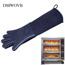 цены 1pc Kitchenware Anti-Slip Silicone Heat Insulation Honeycomb Gloves Microwave Oven Gloves Silicone Cooking Baking Tools Anti-hot