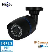Hiseeu hd ip-камера видеонаблюдения камера 1.0mp/1.3mp 720 P/960 P открытый мини пуля ip-камера день ночь для видеонаблюдения nvr dvr hbd11