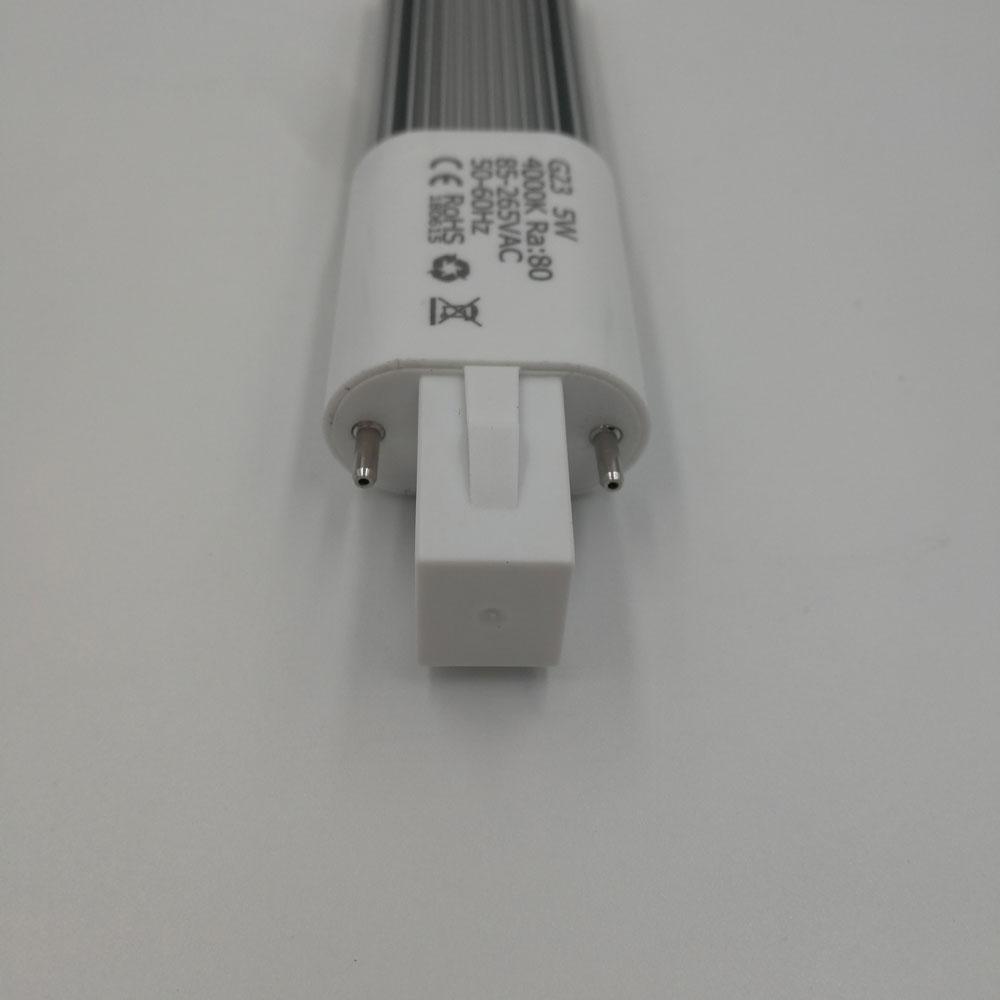 Free Shipping G23 led lamp bulb 5W 7W 9W 12W G23 led Tube Light (13)