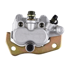 Sale Front Left Brake Caliper With Pads New Fits For Suzuki Burgman AN400 2007 2008 2009 2010 2011