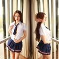 Sexy lingerie pure Japanese women's uniforms cute students uniforms Wholesale Club tie