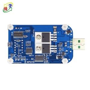 Image 4 - RD HD25 HD35 déclencheur QC2.0 QC3.0 électronique USB résistance de charge décharge batterie test tension de courant réglable 35w