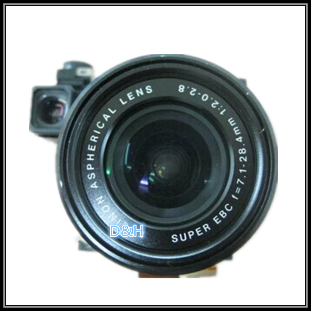 95%NEW Lens Zoom Unit For Fuji FUJIFILM FinePix X10 X20 Digital Camera Repair Part NO CCD купить