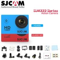 Original SJCAM SJ4000 Series Action Video Camera 1080P Full HD SJ4000 Wifi SJ 4000 2 0