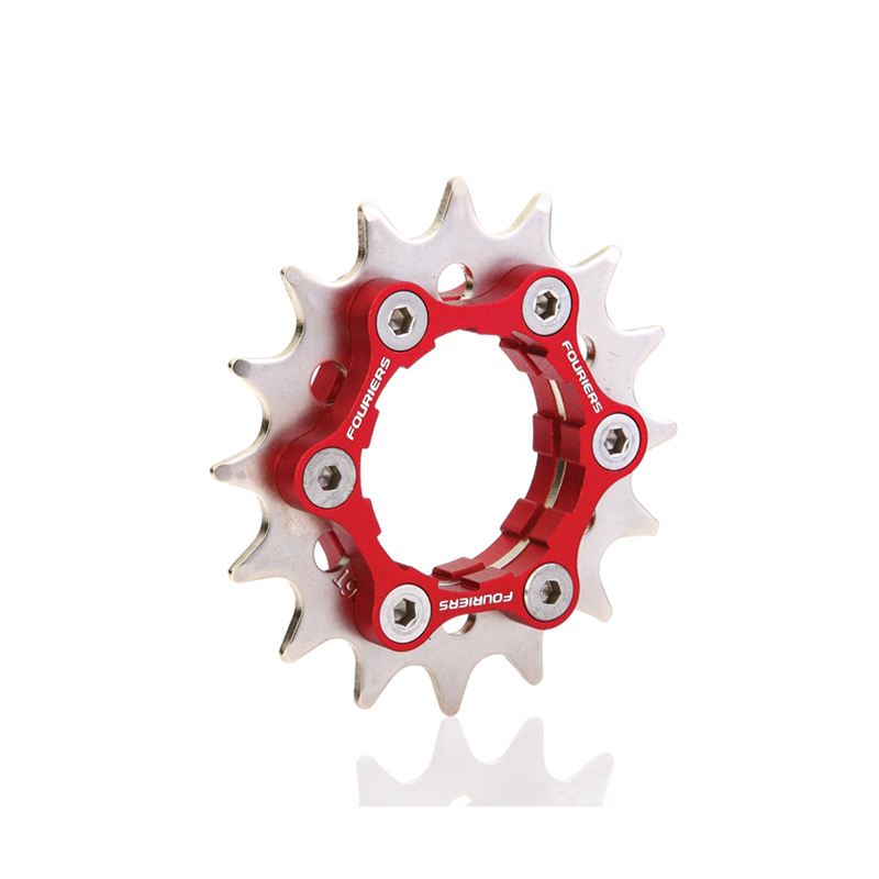 12T Teeth Single Speed Freewheel Sprocket Gear Bicycle Accessories Freewheel HIC