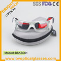 BSKB001 baloncesto gafas lentes ópticas pueden hacer gafas graduadas gafas de protección