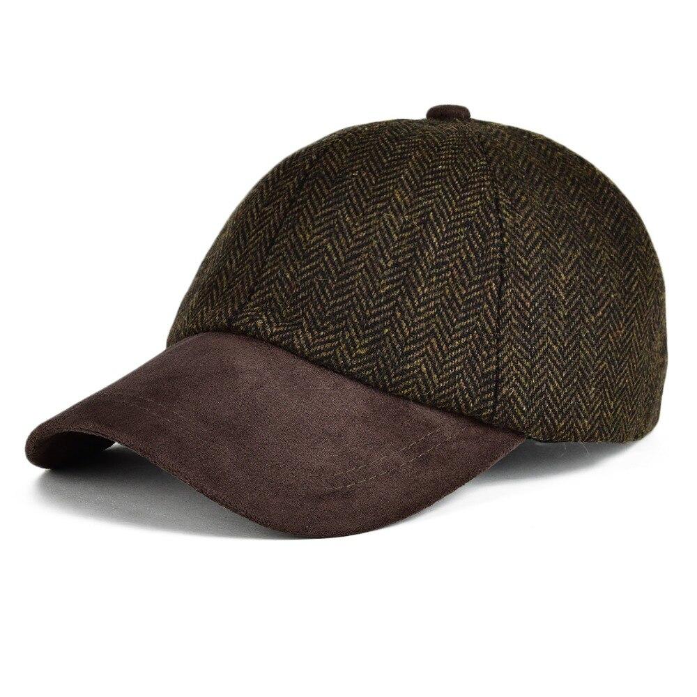 JAMONT  de los hombres de la marca de la gorra de béisbol de invierno 626778bbbfa