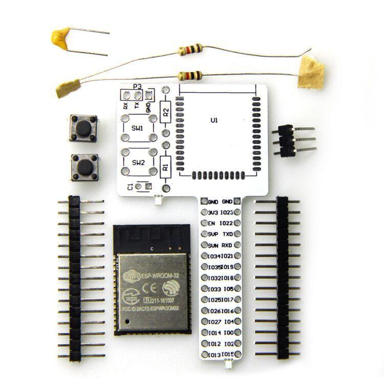 ESP32 ESP-32 WIFI Bluetooth Breadboard kit