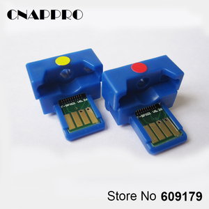 Image 2 - 20 adet MX 51 MX51 Toner kartuş çip için Sharp MX 4110 4111 4140 4141 5110 5111 5140 5141 4112 5112 4128 5128 5148NC 51 cips