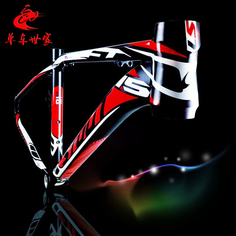 Free Shipping 15 Stout  7005 Ultra-light Aluminum Alloy Mountain Bike Bicycle Frame 26er 27.5er 29er