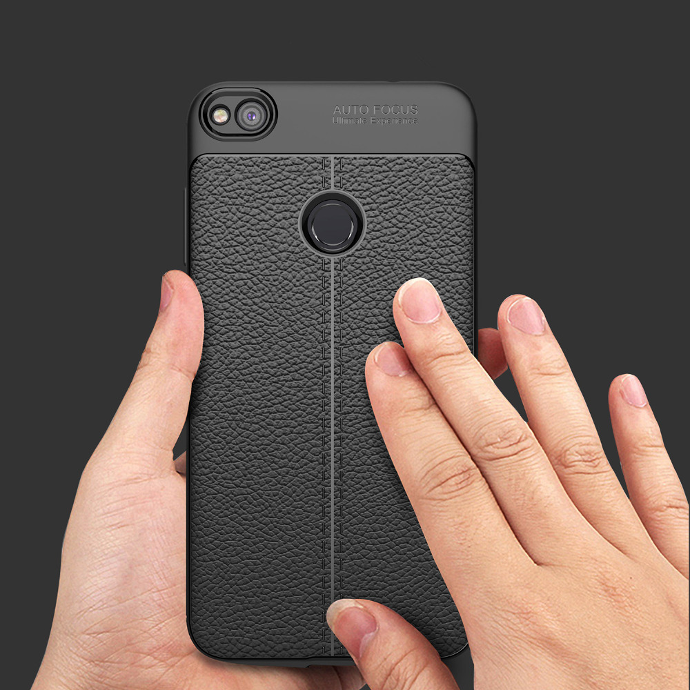 Luxury Shockproof Armor TPU Carbon Leather for Huawei Honor 8 9 6X 7X 6A P8 P9 P10 Mate 10 lite Pro Y3 Y5 Y6 2017 Nova 2i Case