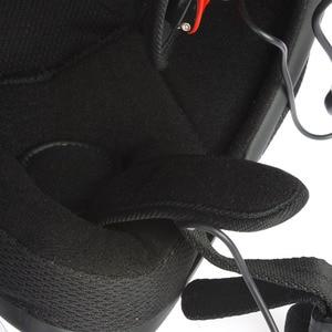 Image 5 - Vnetphone 3.5mm Microphone Speaker Headset And Helmet Intercom Clip for V4 V6 Motorcycle Bluetooth Interphone