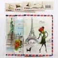 Venta caliente Titulares de Pasaportes para niñas, cubierta de cuero del pasaporte con 3 estilo para elegir, viajes de París a Londres a EE. UU.