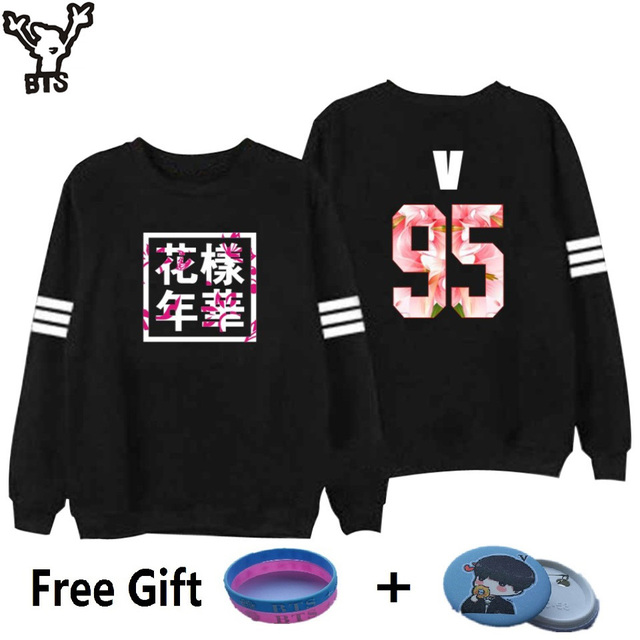 BTS Women Hoodies