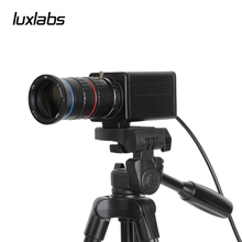 LUXLABS L801-1080P HD Camera InTeching USB Widescreen Computer Camera with Microphone for PC, Desktop or Laptop for youtube live aoni a30 1080p hd desktop computer camera with microphone home network smart tv camera live beauty free drive usb