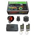 SPY universal two 2-way remote control engine start car alarm system anti theft keyless entry lcd screen alarma starline magicar