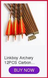 Linkboy Tiro Com Arco 12pcs Inster ID