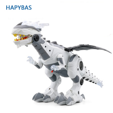 Electric toy large size walking dinosaur robot With Light Sound Mechanical dinosaurs Model Toys for Kids Children electric toy large size walking spray dinosaur robot with light sound mechanical dinosaurs model toys for kids children