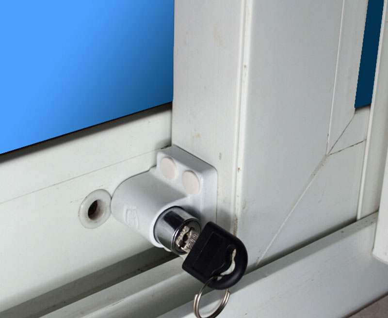Window Shield, Sliding Window Locks, Aluminum, Steel, Window Locks,  Security Locks
