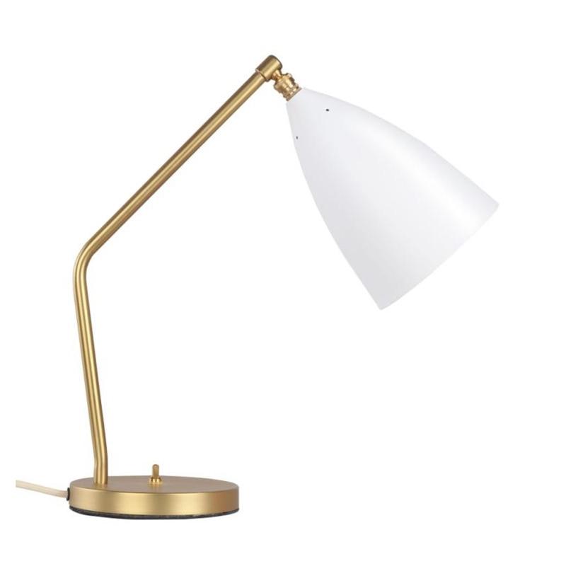 Brief Modern Table Lamp Simple Desk Light Black White Gray Color Gold Body Nordic E27 Lamp Bedroom Lighting Home Art Decorative Table Lamp Modern Table Lamplamp Bedroom Aliexpress