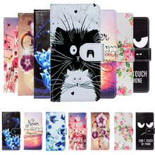 For BQ-5594 Strike Power Max 5056 Fresh 5005L Intense 5007L Iron 5009L Trend 5012L Rich Case Cartoon Wallet PU Leather Case(China)