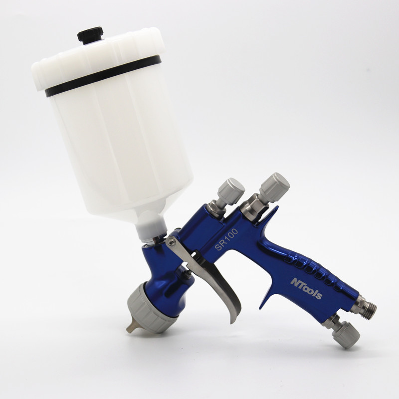 Stainless spray gun Corrosion resistance spray gun air paint gun water based automotive guns car painting