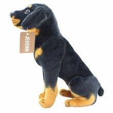 JESONN Rottweiler de Peluche