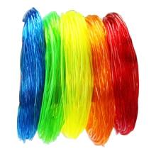 High elasticity tpu filament 1.75 impressora 3d printer flexible 1.75mm printing plastic  50g/roll