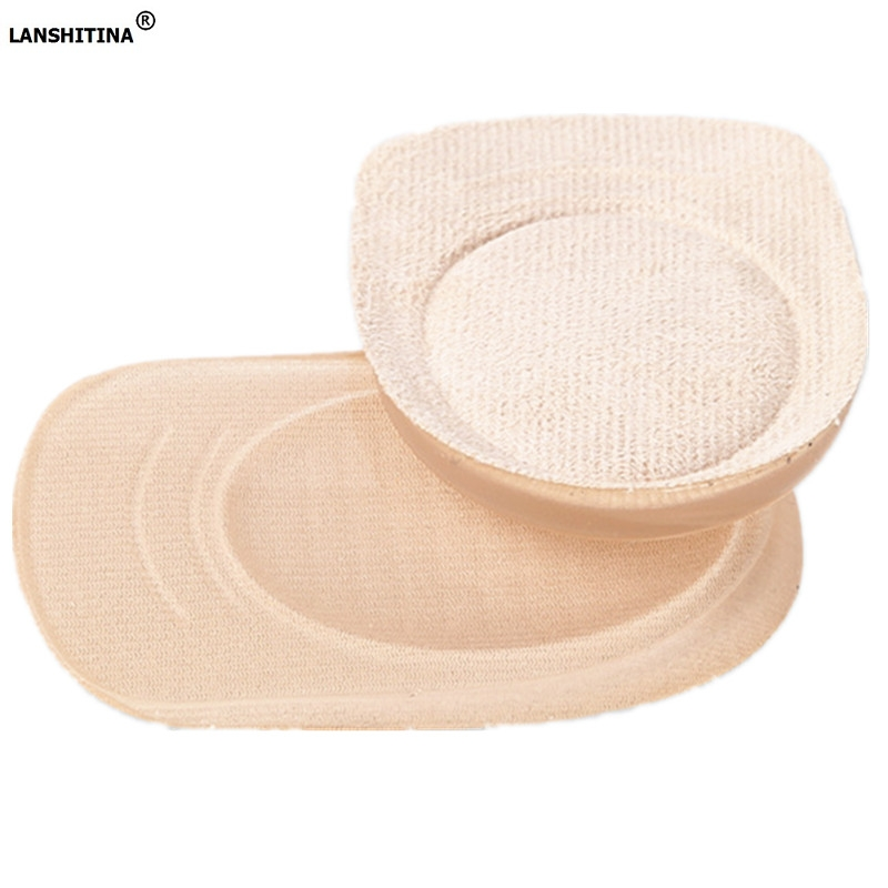 Silicone Heel Pads Shock Relief Insoles For Heels Feet Care Scholls Insoles Plantillas Zapato Foot Pad Shoes Insert Accessories eleft care gel silicone heel pad pads insoles inserts anti slippery for woman shoe shoes brand pumps high heels feet sandals