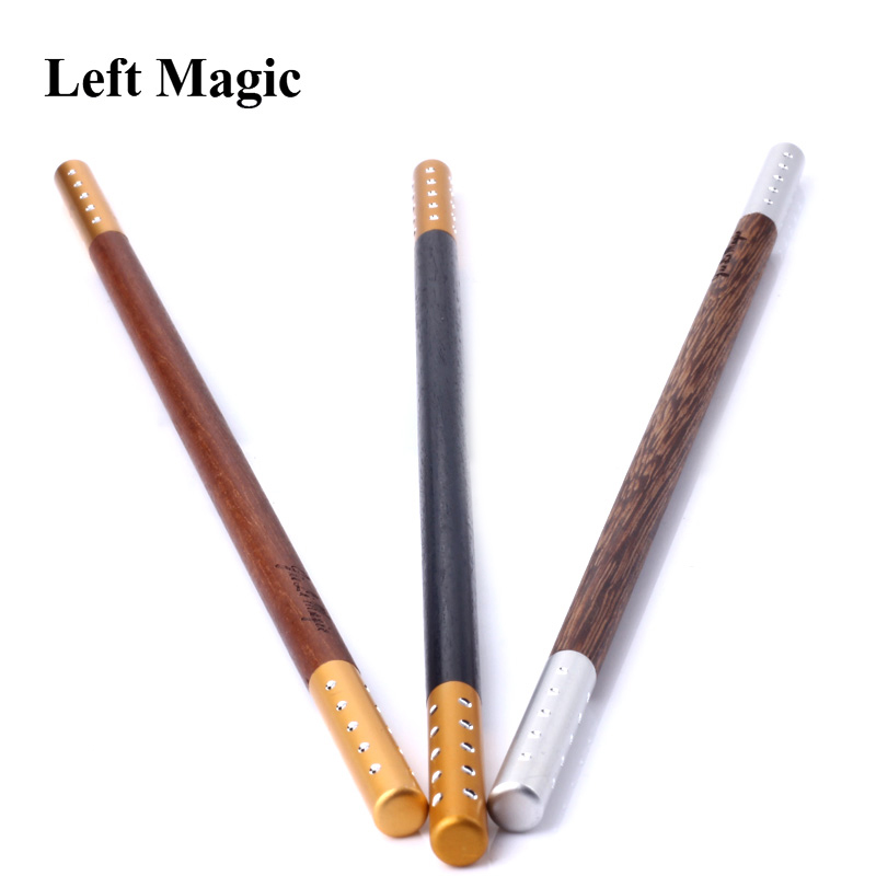 1 Pcs Wooden Magic Wand Cane Stage Magic Tricks For Professional Magicians Steet Close Up Magic Props Accessories